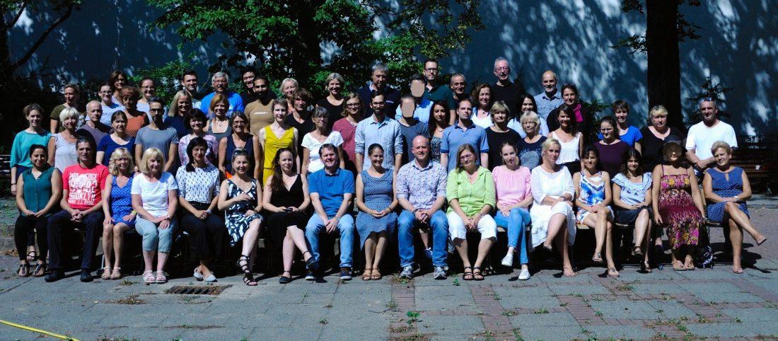 Lehrer Kollegium Ernst-Schering-Schule Berlin
